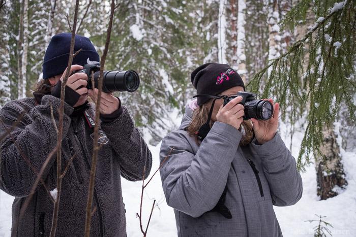 Fotoaktiviteter